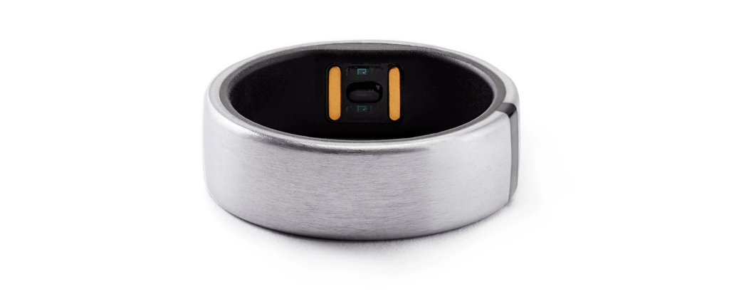 Render of the internals of the Motiv Ring